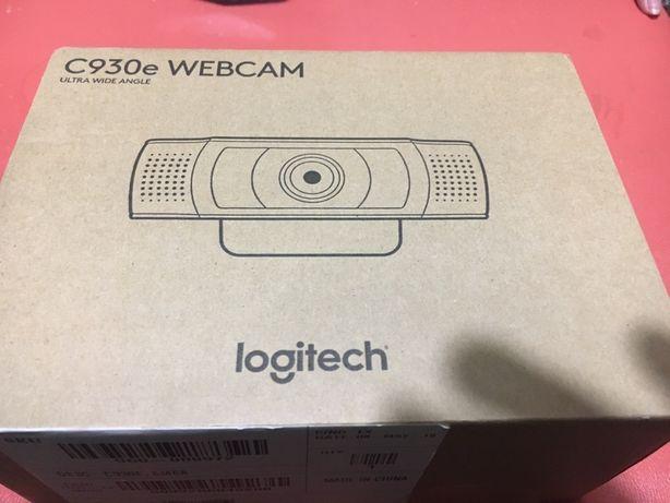 Webcam C930e Logitech вебкамера Лоджитек новая оригинал