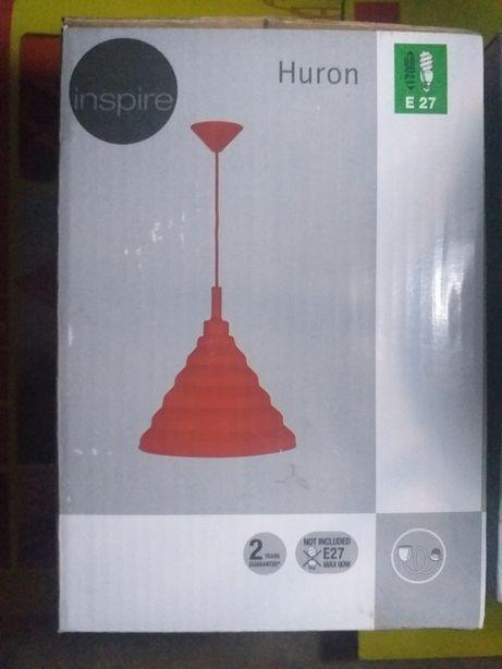 Lampa wisząca składana do przedsionka markizy kemping kamper przyczepa