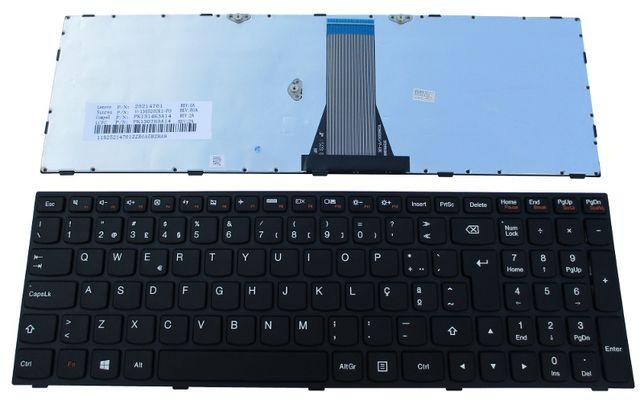 Teclado Lenovo B50 | B51 | B70 | B71 | E50 | G50 | G70 | Z50 | Z51