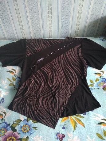 Блузки большой размер