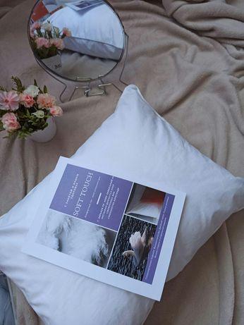 Подушки в двойном чехле