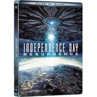Independence Day: Resurgence - Blu-Ray 3D + 2D - Steelbox Edition