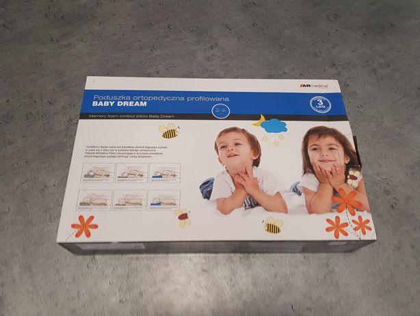 Poduszka ortopedyczna BABY DREAM profilowana