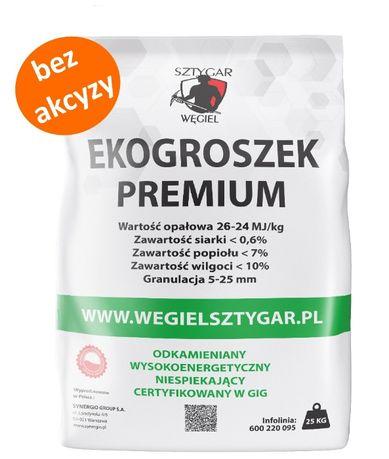 Ekogroszek Sztygar Premium 24-26Mj