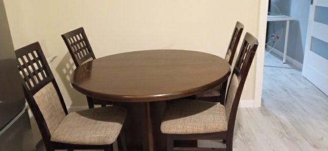Stół rozkładany .