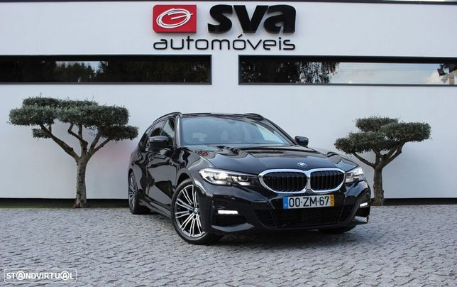 BMW 320 d Touring Pack M Shadow Auto