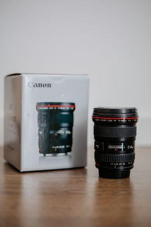 Obiektyw Canon EF 17-40 mm f/4 L USM