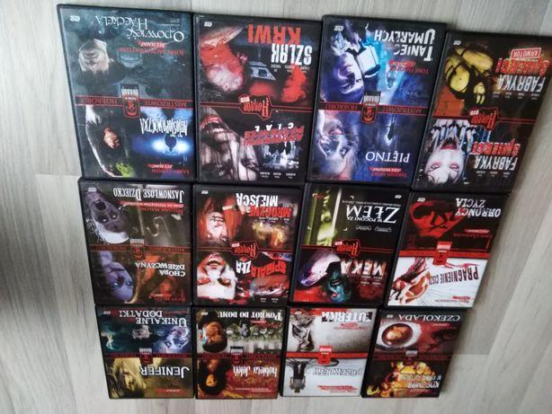 Filmy DVD  duża kolekcja