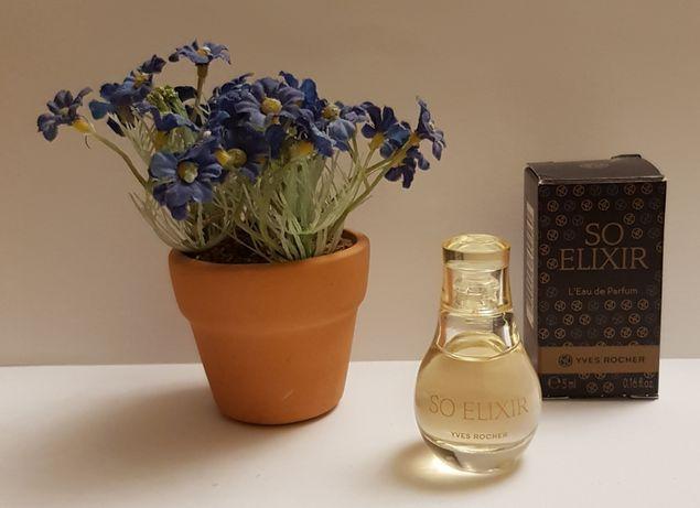 So Elixir Yves Rocher miniaturka miniatura perfum 5ml