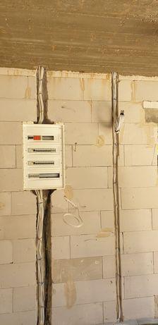 ELEKTRYK -Instalacje elektryczne,monitoring, pomiary, naprawa maszyn