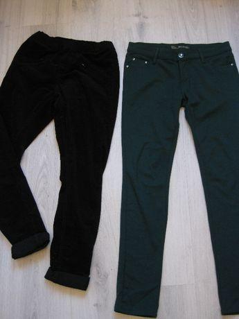 Legginsy sztruksowe / Leginsy / Spodnie