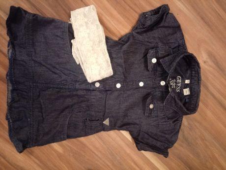 Sukienka jeansowa Guess