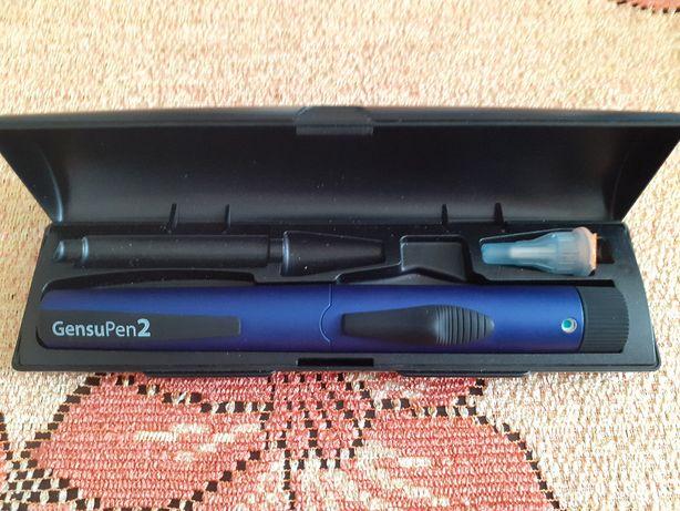 GensuPen 2 – pen niebieski, wstrzykiwacz insulinowy BIOTON