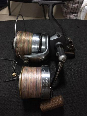 Катушка рыболовная Daiwa Emcast Advanced 5500