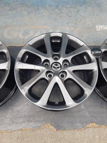 Goauto комплект оригинальных дисков Mazda 5/114.3 r16 et52.5 6.5j dia6