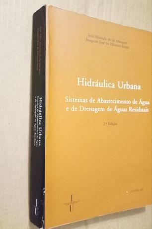 Hidráulica Urbana  Sistemas de abastecimento de água e de drenagem de