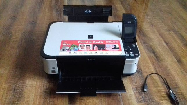 Прінтер зі сканером CANON PIXMA MP 480
