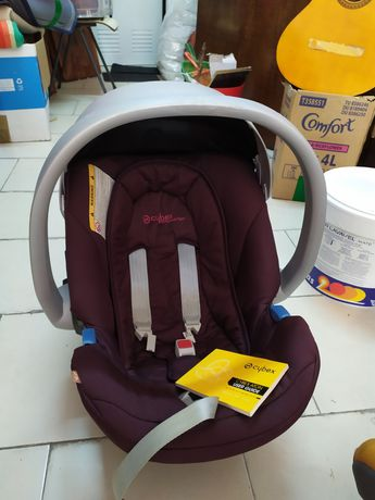Cadeira Auto/ovo Cybex Aton