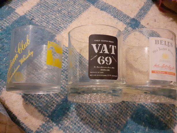 Conjunto copos de Whisky