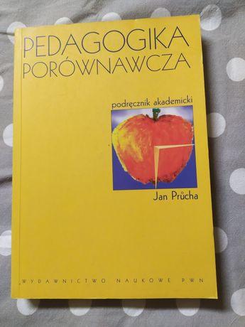Pedagogika porównawcza Jan Prucha