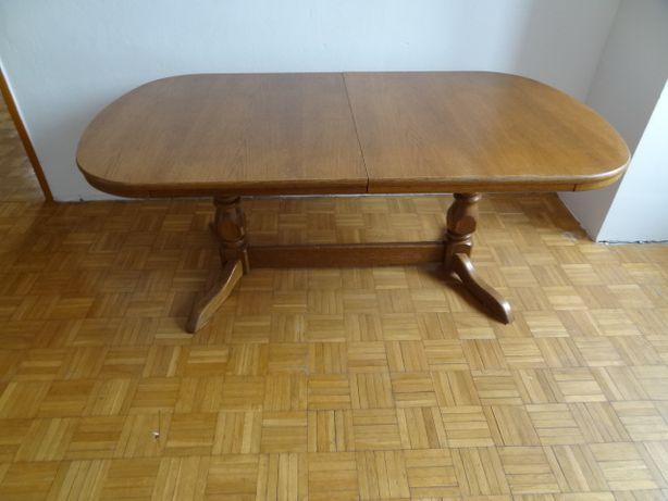 Stół Ława kawowa rozkładana drewniana