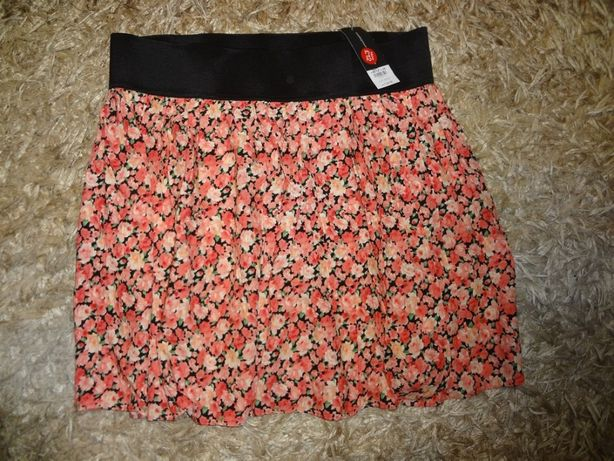 Nowa spódnica na lato r.48