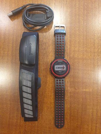 Smartwatch Garmin forerunner 220 com monitor de ritmo cardíaco