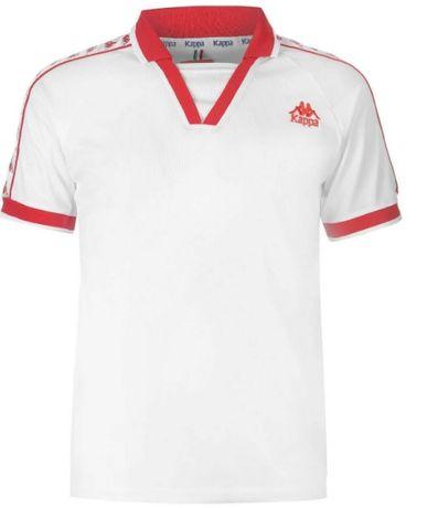 Koszulka Kappa Belgrad T Shirt XL nowa Lampasy streetwear