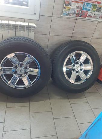 Koła Nissan Frontier,Navara,Pathfinder, Mercedes X-klasa ładne!