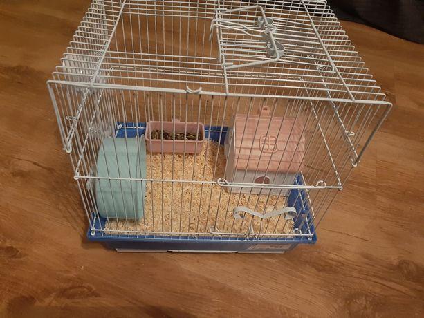 Klatka dla myszki chomika