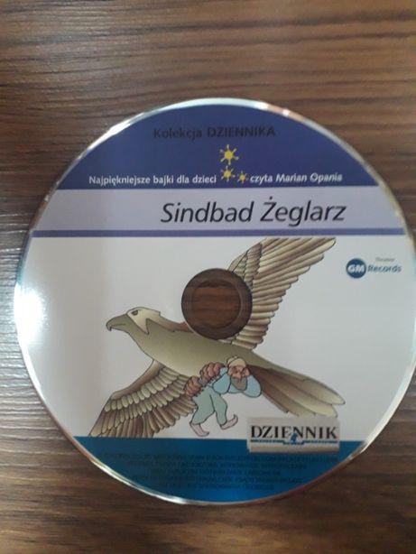 Sindbad Żeglarz. Czyta Marian Opania.
