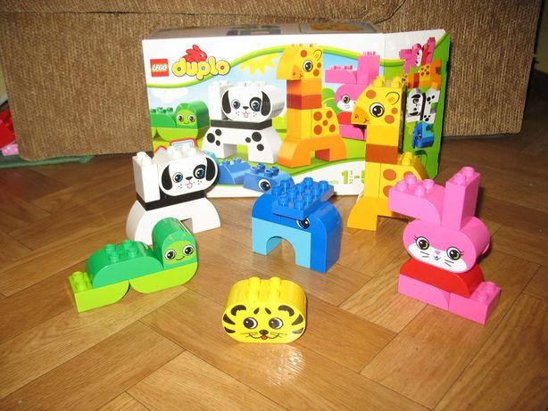 Lego Duplo 10573 Kreatywne zwierzątka plus gratis