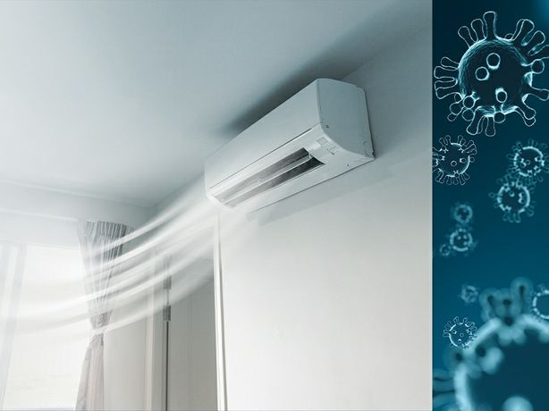 Instalação, Reparação e Manutenção  de Ar Condicionado.