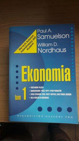 Ekonomia 1 i 2 Samuelson / Nordhaus