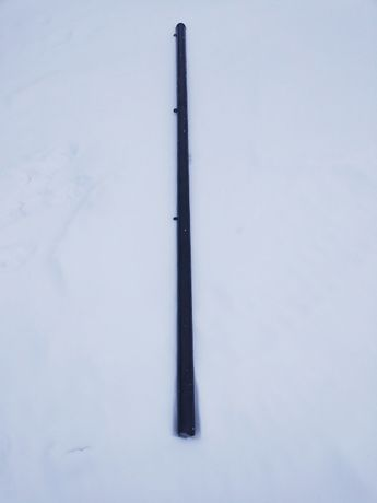 Słupki ogrodzeniowe fi51; 2,5mm; 216cm wys; GRUBA RURA;