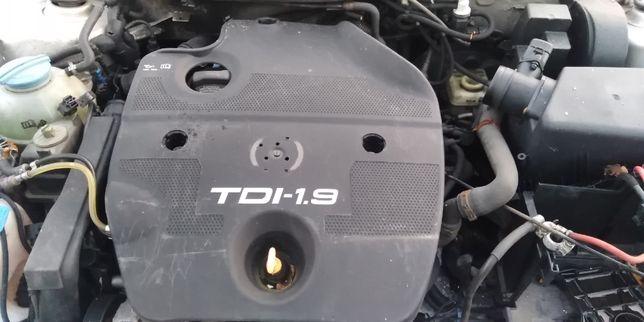 Silnik 1.9 tdi 81 kW 110 KM VW Skoda Seat Audi
