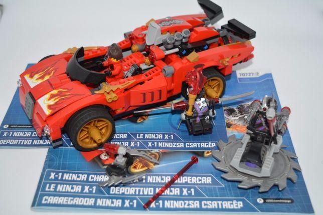 Конструктор Lego Ninjago X-1 70727