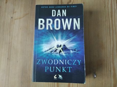 Dan Brown Zwodniczy Punkt