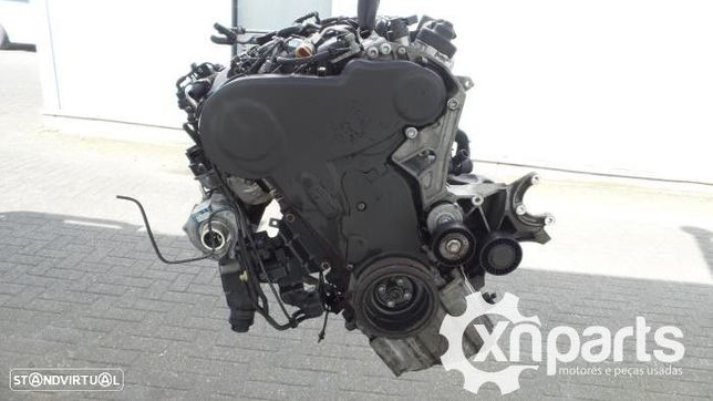 Motor AUDI A4 Avant (8K5, B8) 2.0 TDI | 04.08 - 12.15 Usado REF. CJCB