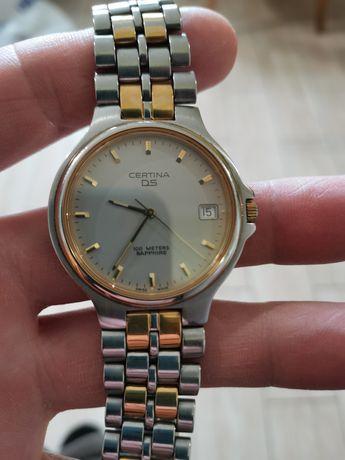 Часы Certina Швейцария в отличном состоянии