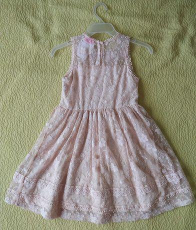 Платье нарядное LC WAIKIKI 6-7 лет