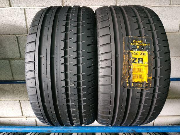 Літні шини 255/30 ZR18 CONTINENTAL
