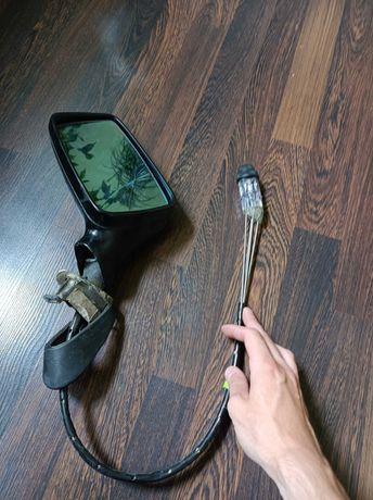 Левое зеркало Ауди 80