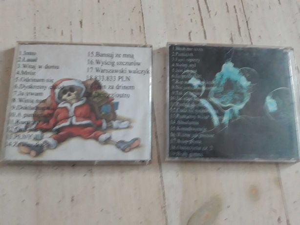Hip hop 2plyty cd