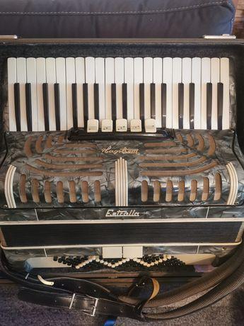 Akordeon  Estrella 96 basowy