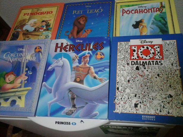 Pack de 13 livros infantis