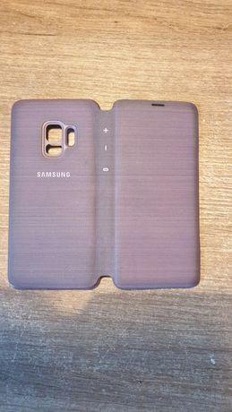 Смарт чехол LED VIEW COVER  Samsung galaxy s9 НЕ ПЛЮС!!!