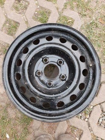 Felgi stalowe 5x114.3 r15 hyundai i30