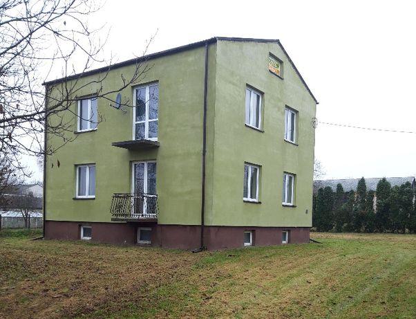Dom działka budynki gospodarcze