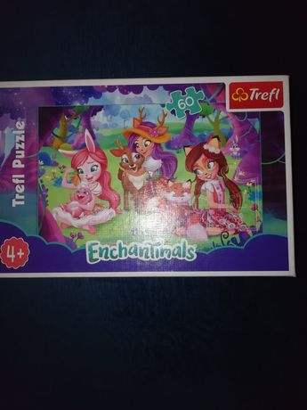 Nowe puzzle enchantimals
